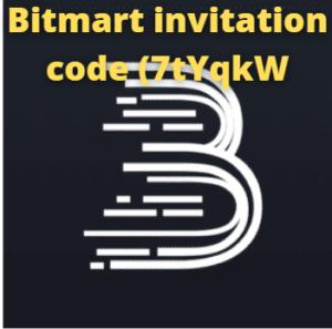 bitmart invitation code